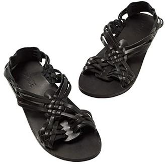 L-Space Cabo Sandal (Black) Women's Shoes