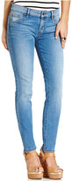 GUESS Power Curvy Mid-Rise Midviola Wash Skinny Jeans