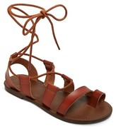 Mossimo Women's Lilac Gladiator Sandals