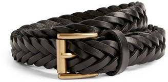 Andersons Narrow Woven Belt