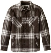 Quiksilver The Game Play Long Sleeve Woven Top Boy's Clothing