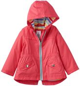 Carter's Baby Girl Hooded Midweight Jacket