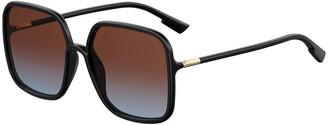 Christian Dior DiorSoStellaire Square Plastic Sunglasses