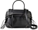 Tod's Wave Ring Mini Bag With Eyelets
