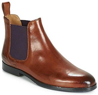 Melvin & Hamilton Melvin Hamilton SUSAN women's Mid Boots in Brown