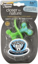 Tommee Tippee BPA Free Stage 2 Chewther - 4M Green