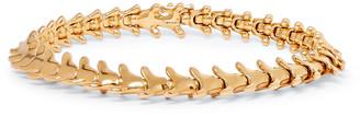 Shaun Leane Serpent's Trace Gold-Plated Bracelet