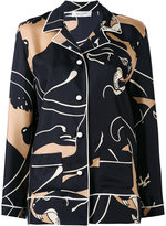 Valentino printed shirt - women - Silk - M
