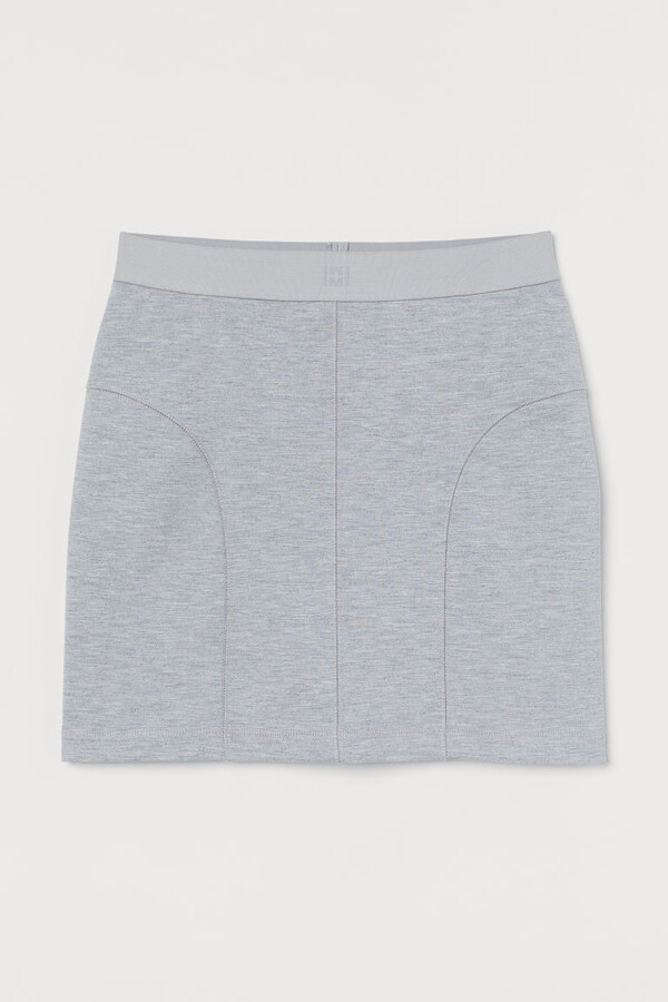 Thumbnail for your product : H&M Short jersey skirt