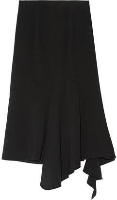 GOEN.J Fringed Guipure Lace Mini Skirt