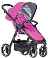 Phil & Teds Smart Travel System Bundle in Rasberry