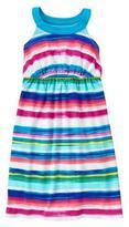 Gymboree Multi-Striped Maxi Dress