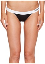 DKNY Intimates - Classic Cotton Tailored Thong Women's Underwear