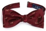 The Tie Bar Men's Dog Days Silk Bow Tie