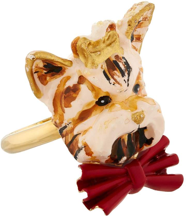 Dolce & Gabbana Dog Ring