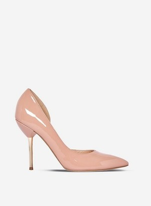 Dorothy Perkins Womens Nude 'Dessie' Court Shoes