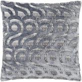 Designers Guild Latticino Graphite Cushion