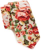 Original Penguin Wise Floral Tie
