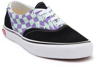 Vans Warp Check Era Twist Lace-Up Sneaker