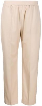 Agnona Straight Leg Trousers
