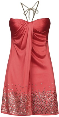 ASHLEY ISHAM Knee-length dresses