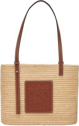 Loewe Square Basket small bag Paula's Ibiza