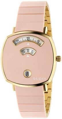 Gucci Grip watch, 35 mm