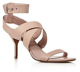 3.1 Phillip Lim Women's Kiddie High-Heel Strappy Sandals