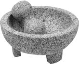 Imusa 8 Granite Molcajete Mortar and Pestle