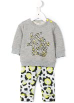 Kenzo Kids letters tracksuit