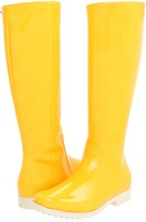 Aquatalia by Marvin K Yaz (Yellow Specchio Patent) - Footwear