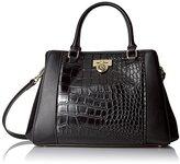 Anne Klein Total Look Medium Satchel Bag