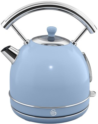 Swan Retro 1.7-Liter Dome Electric Kettle