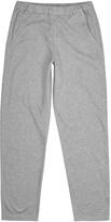 Corneliani Grey Cotton Blend Jogging Trousers