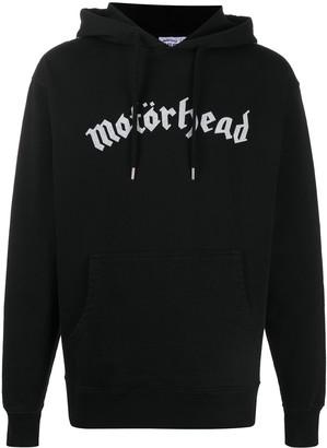 SSS World Corp x Motorhead AOS slogan hoodie