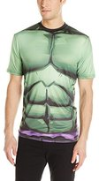 Marvel Incredible Hulk Men's Verde Rock T-Shirt