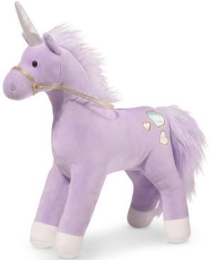 Gund Bluebell Unicorn Plush Stuffed Toy