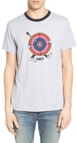 Obey Men's Target Practice Graphic T-Shirt