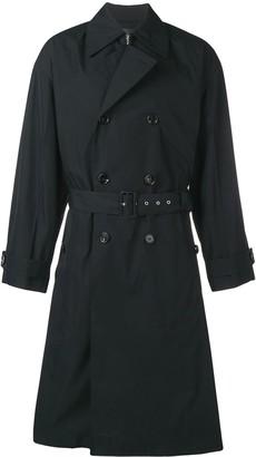 Bottega Veneta waterproof trench coat