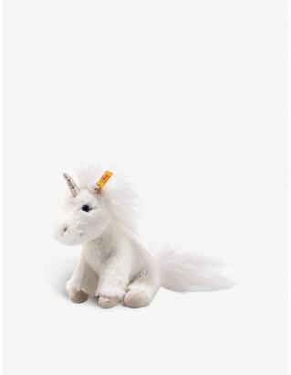 Steiff Floppy Unica unicorn plush soft toy 18cm