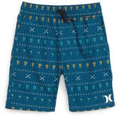Hurley Print Shorts (Toddler Boys & Little Boys)