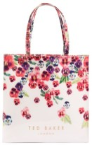 Ted Baker Large Scatter Pansy Icon Tote - Pink