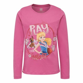 Lego Girl's Friends cm Long Sleeve Top