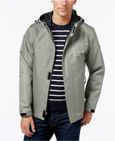 London Fog Men's Hooded Raincoat