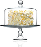 The Cellar Serveware, Glass Cake Stand with Dome, Created For Macy's