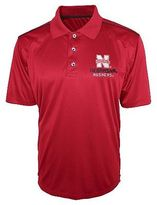 NCAA Nebraska Cornhuskers Men's Polo Shirt