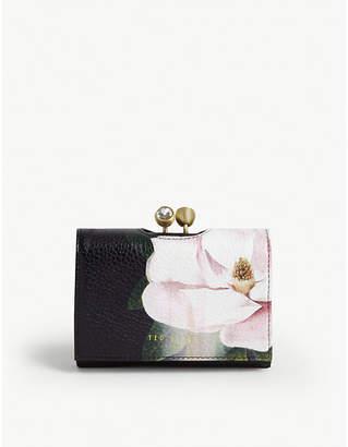 Ted Baker Agata mini leather bobble purse
