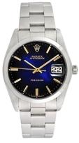Rolex Vintage Stainless Steel Oysterdate Watch, 34mm