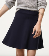 LOFT Pull On Flippy Skirt