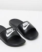Nike Men's Benassi Just Do It